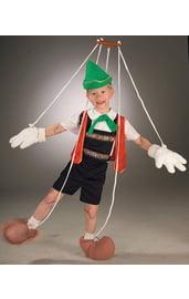 Костюм марионетки Пиноккио