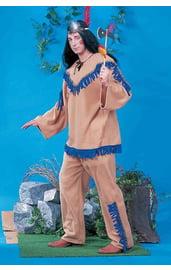 Костюм индейского воина