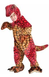 Костюм динозавра раптора