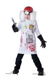 Детский костюм одержимого лаборанта