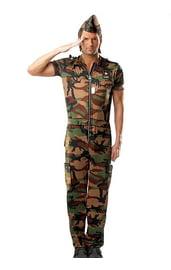 Костюм американского солдата