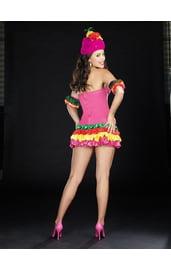 Костюм секси мексиканки