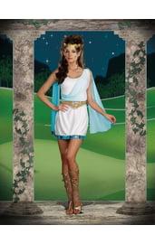 Изящный костюм греческой богини