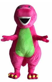Ростовая кукла розового дракона