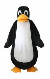 Ростовая кукла пингвина Чилли Вилли
