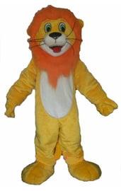 Ростовая кукла льва