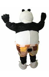 Ростовая кукла панды кунг фу