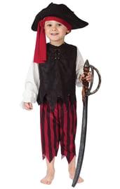 Костюм юного озорника-разбойника