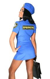 Костюм секси прокурора