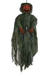 Подвесная фигура тыквы 150 см