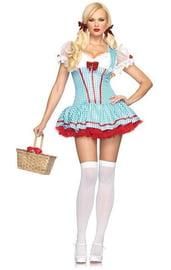 Костюм секси Дороти