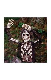 Торс восставшего скелетона