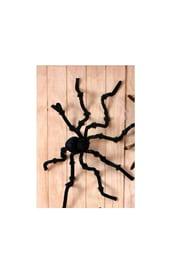 Чёрный гигантский паук 240 см