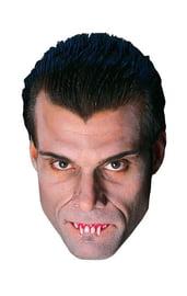 Кровоточащие челюсти вампира