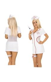 Костюм кокетки медсестры