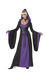 Костюм средневековый ведьмы