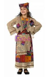 Детский костюм бабы-яги