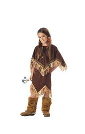 Костюм индейской принцессочки