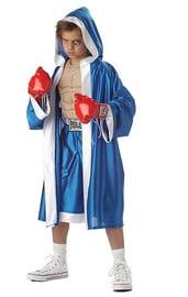 Костюм сильного боксёра