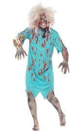 Костюм зомби пациента