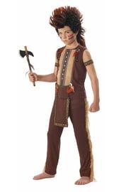 Детский костюм индейского воина