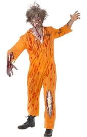 Костюм осуждённого зомби