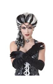 Викторианский парик с завитками