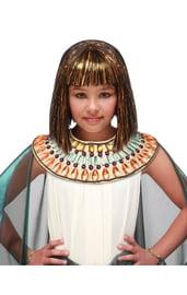 Детский египетский парик