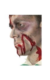 Накладной шрам на лицо