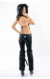 Сексуальный костюм черной кошки