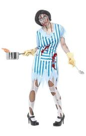 Костюм готовящей зомби