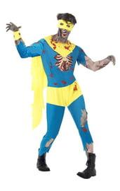 Костюм зомби супер героя
