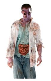Костюм зомби врача
