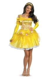 Платье Красавицы Бэлль