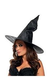 Классическая шляпка ведьмы