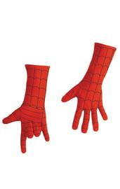 Взрослые перчатки Человека Паука