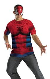 Костюм Спайдермена в футболке