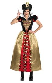 Классический костюм Красной Королевы