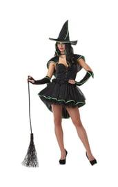 Костюм ведьмы злючки
