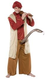 Забавный костюм заклинателя змей