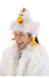 Шляпа Белый Цыпленок