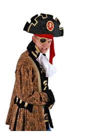 Шикарная пиратская шляпа