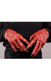 Дьявольские красные руки