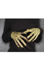 Зелёные руки монстра