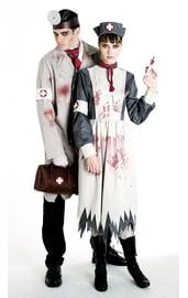Костюм медсестры Призрачной Истории