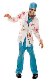 Костюм доктора-зомби
