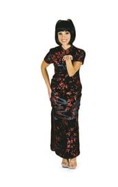 Костюм элегантной китаянки