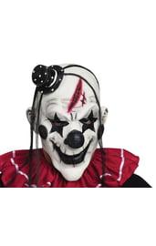 Маска клоуна на Хэллоуин