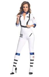 Костюм взлетающей астронавтки
