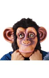 Маска забавного шимпанзе